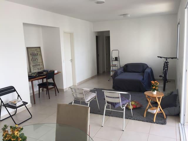 Suite novíssima / Clean decor - Nova Lima