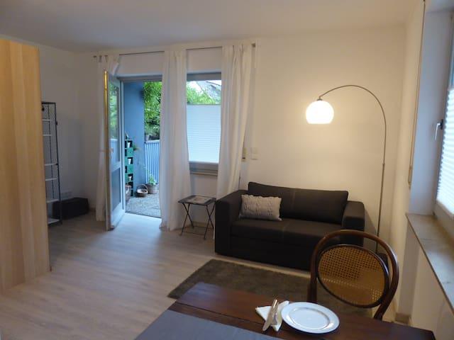 1-Zimmer Appartement in Kirchheim (Teck) - Kirchheim unter Teck - Квартира