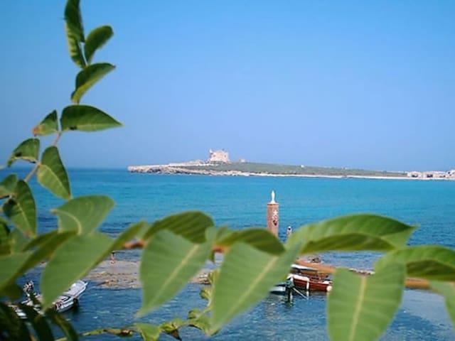 APPARTAMENTO CRISTALLINA - Portopalo di Capo Passero - Daire