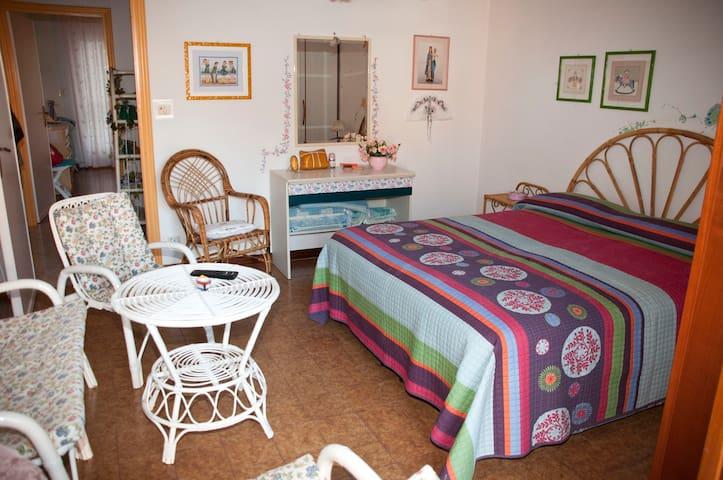 Casa Rosy, grazioso appartamento a 100 m. dal mare - Gaeta - Appartement