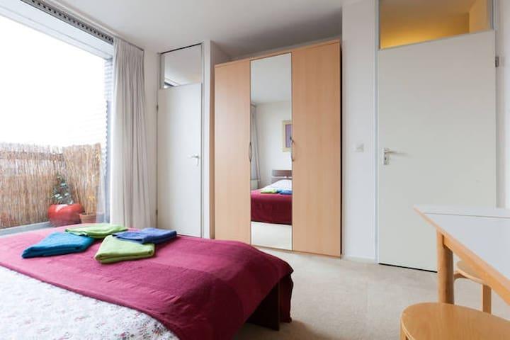 Colorful and bright apartment - city center Arnhem - Arnhem - Lägenhet