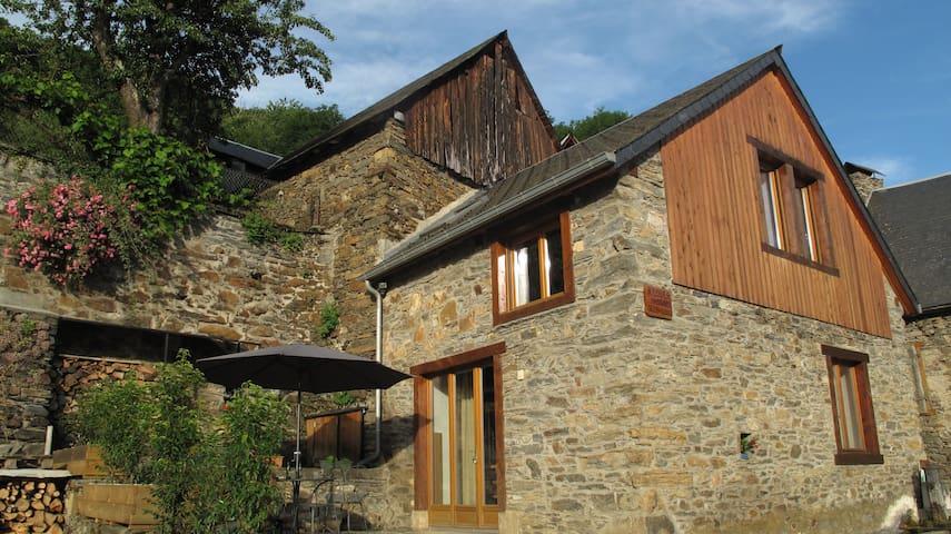 Maison de village en montagne - Gouaux-de-Luchon - Ev