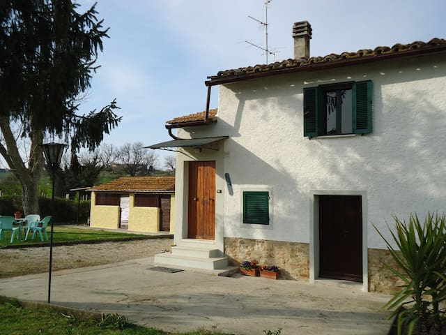 Cozy house in the countryside - Marsciano - Huis