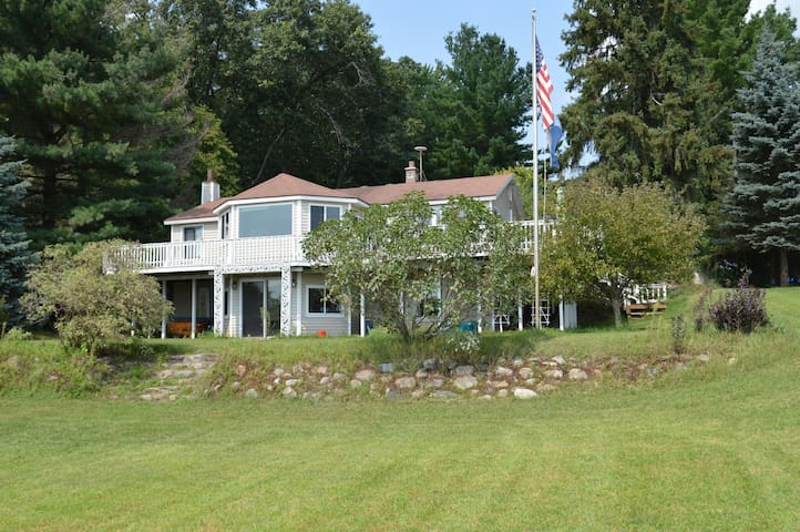The Lakehouse - Fenwick - Haus