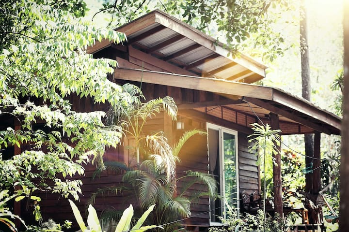 Siam Home Private bungalo 10 minutes to beach - Ko Lanta Yai - Kabin