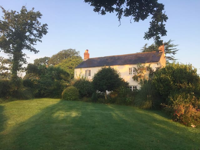 The Duck Wing, quirky dog friendly apartment - Whitchurch Canonicorum - Leilighet