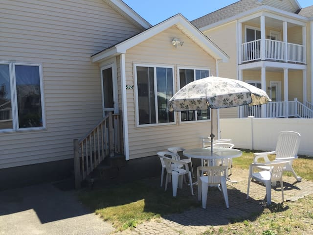 3BR 1BTH Short term rental - Seabrook - Casa