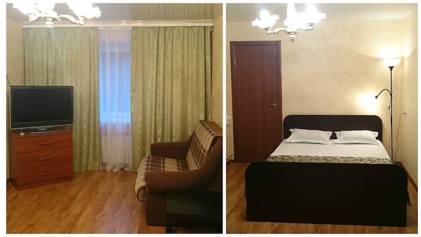 1к. квартира в тихом дворике - Podolsk - Appartement