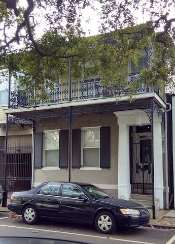 Historic home right in downtown - Mobile - Wohnung