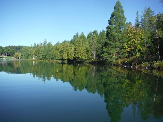 Cottage - Lake - Rumah