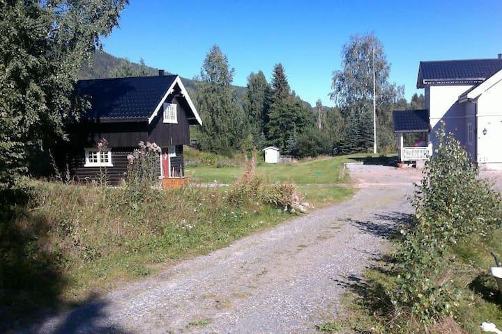 Cosy log cabin *Stabbur* - Nordre Land - Casa de campo