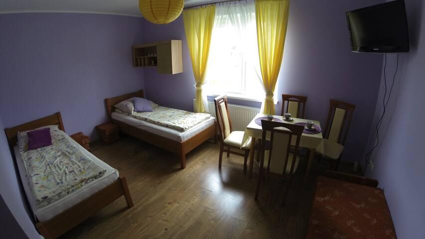 Apartament 2-pokojowy - Ustronie Morskie - Departamento