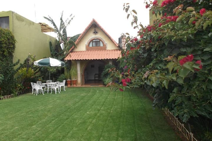 Cabaña Posadas - Morelia - Houten huisje