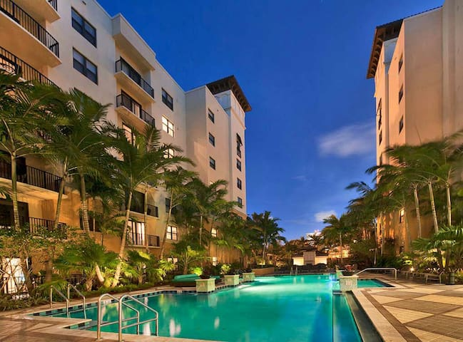 Luxury Private Room Downtown Fort Lauderdale - Fort Lauderdale - Apartmen