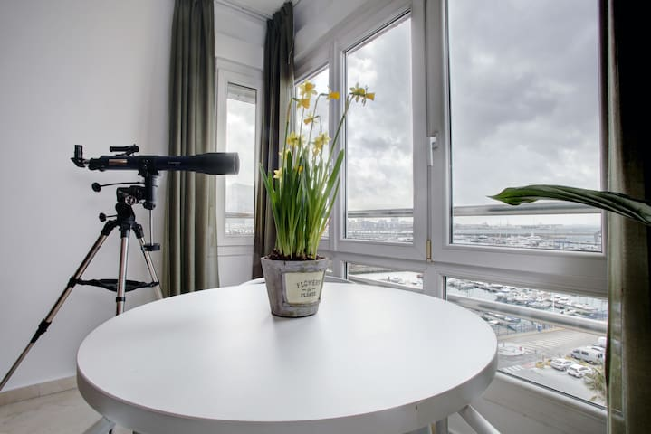 Fantástico apartamento mirando a Gibraltar - La Línea de la Concepción - Apartmen