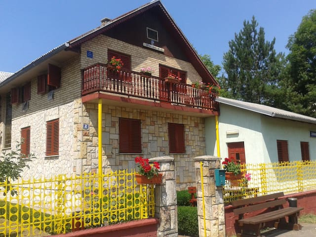 Apartment Branka (FREE- BREAKFAST) - Rudanovac - Bed & Breakfast