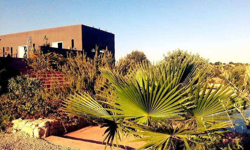 maison-piscine-campagne-Essaouira - Essaouira - Huis