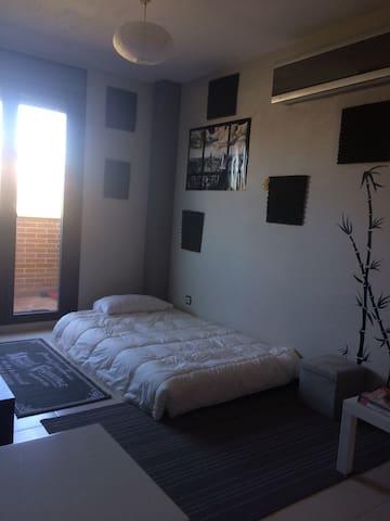 Espacio moderno, bonito y equipado - Alcalá de Henares - Apartmen
