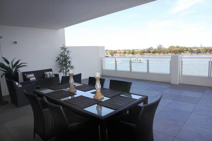 Waterfront Luxury, Mandurah - Mandurah - Lägenhet