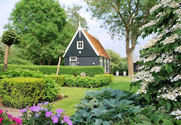A cozy cottage near Amsterdam and Alkmaar - Graft - Cabaña