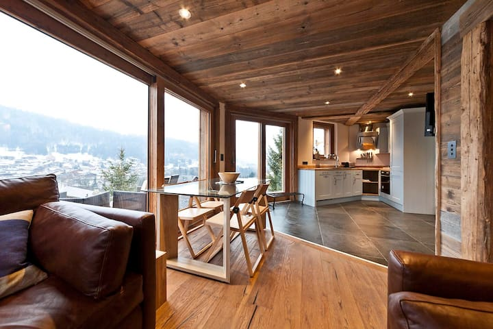 Apartment in central Morzine - Morzine - Apartemen