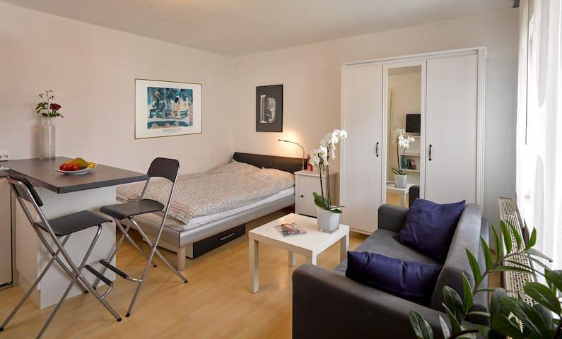1-Zimmer-Apartment Heßdorf (bei Herzogenaurach) - Heßdorf - Daire