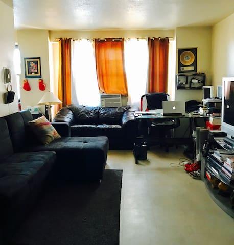 Comfortable Studio apartment - Bronx - Apartemen