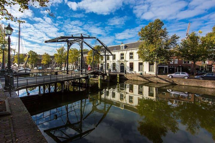 Another living box van Eva - Schiedam - Apartemen