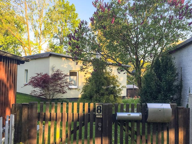 Ferienhaus am Badeteich - Bennewitz - Guesthouse