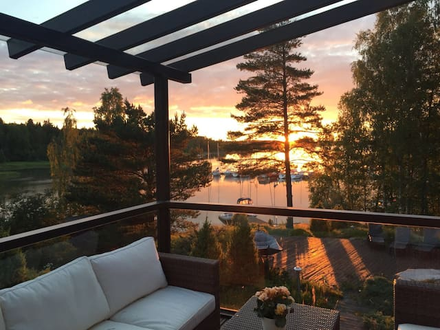 Peace, Nature, Seaside, Scenery! - Kirkkonummi - Huis