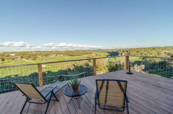 The Cloud House 3BR in Spicewood - Spicewood - Dom