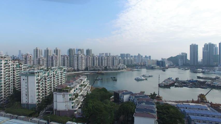Sea World, Shekou; Seaside; Easy access to HK - Shenzhen - Byt