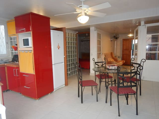 Great appartment for a wonderful stay - Basse-Terre - Daire