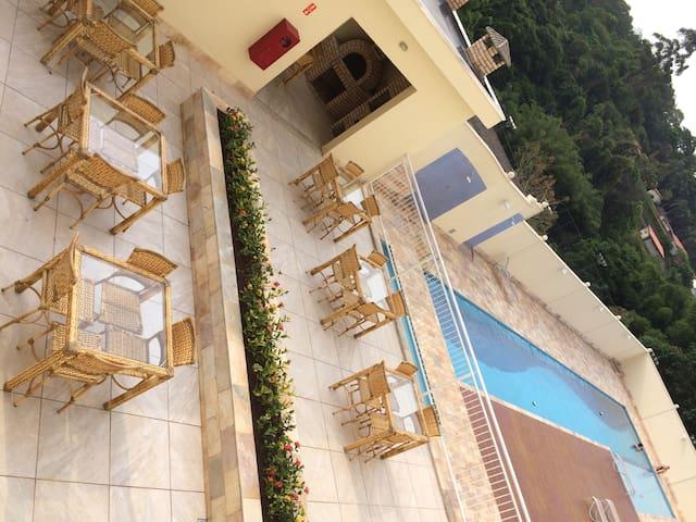 Cobertura mobiliada/Top floor apart - Jundiaí