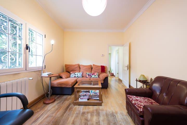Habitación en casa Rural con jardín - Santa Brígida