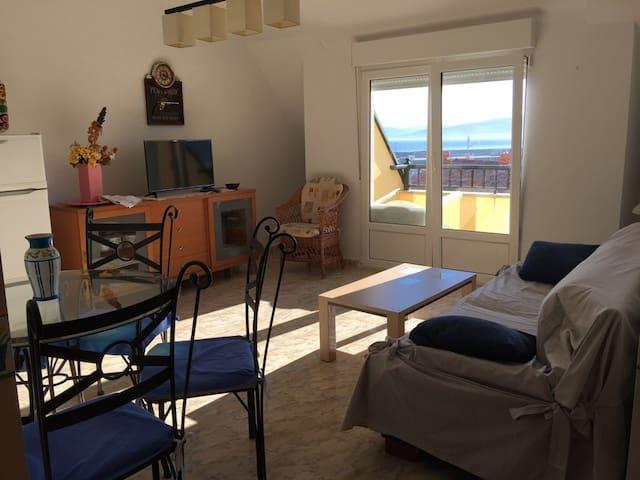Precioso apartamento en Laxe - Laxe - Daire