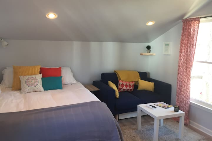 Carriage House studio in the heart of Decatur - Decatur