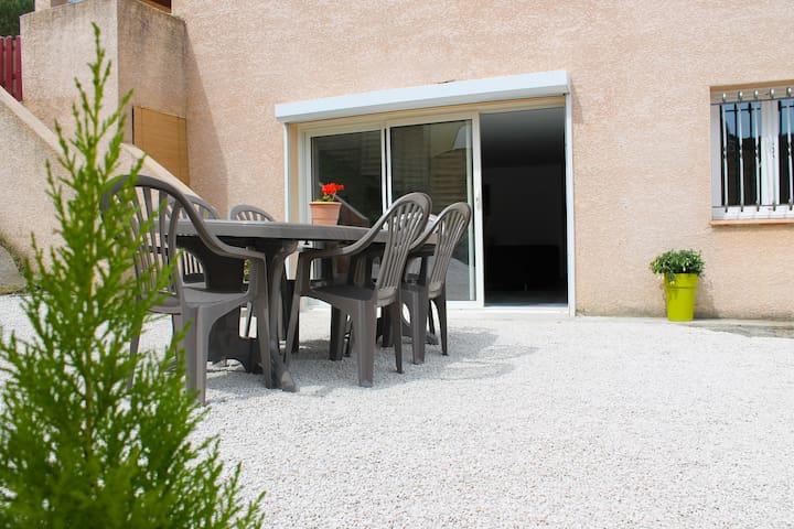 Location de Vacances à 2 mn de Vaison la Romaine - Saint-Romain-en-Viennois - 公寓