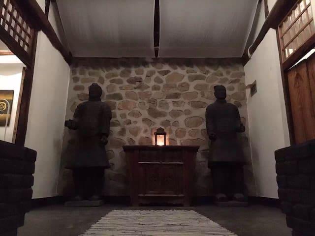 Great Wall Cottage GetAway - Peking - Talo