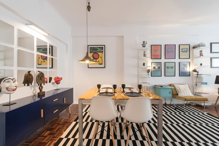 Charming Modern Apartment in Lisbon - Lisboa - Departamento