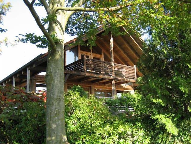 Charmante Wohnung nähe Ammersee mit Sonnenloggia - Grafrath