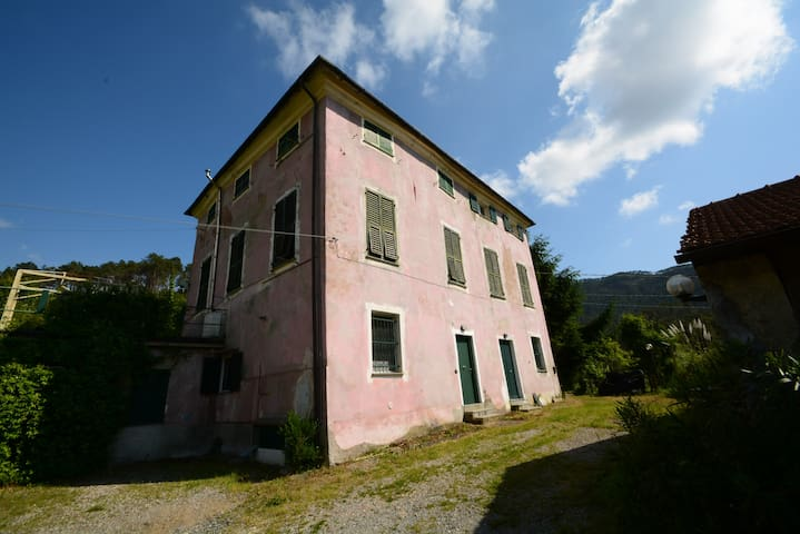 Mediterranean Sea and country side. - Levanto - Bed & Breakfast