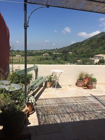 Le Perchoir en Provence - Venterol