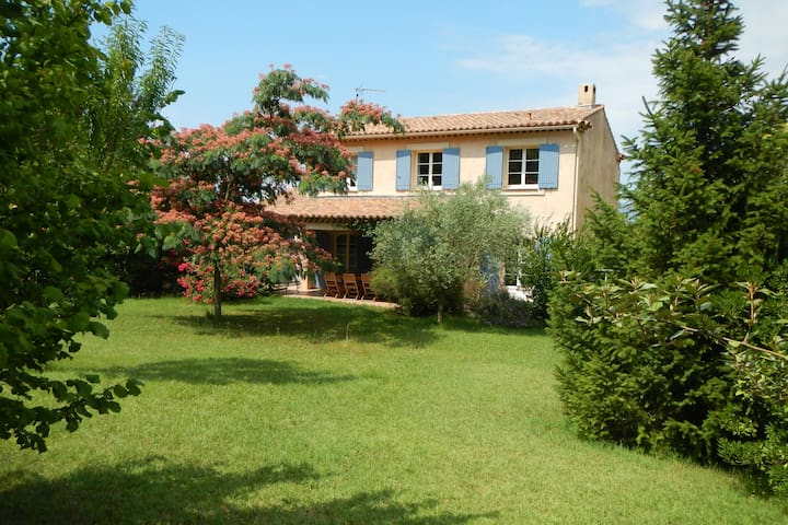 Bastide avec piscine - Saint-Estève-Janson - Casa