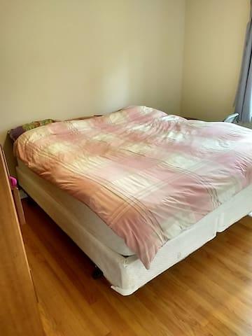 Quiet room in cozy house - Richmond - Maison