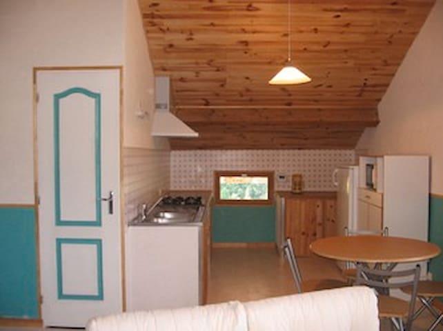 Perce-Neige Appartement confortable et indépendant - Septmoncel - Andere