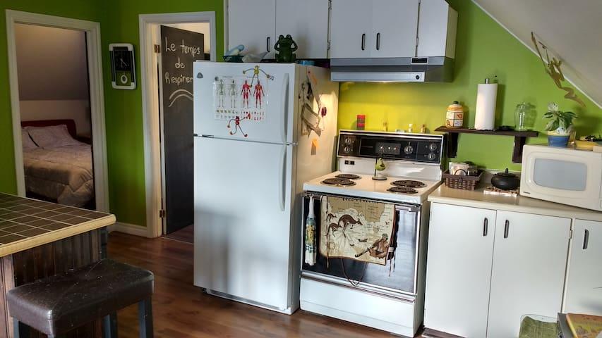 charmant appartement tout équipé - Saguenay - Apartamento