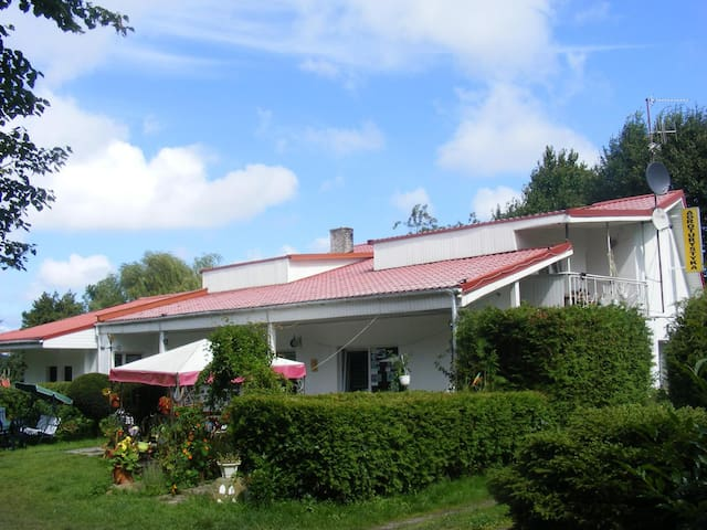 Agritourism,rooms for rent all year - Chłopy - Rumah