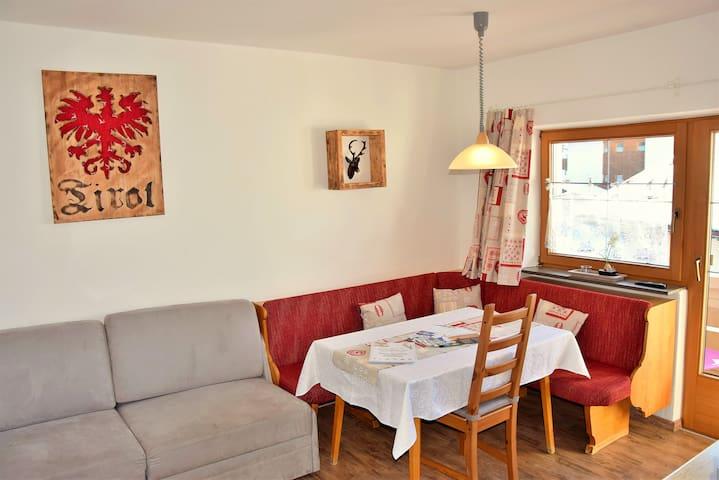 Fria Lägenheter i Tyrolen TOP 202 - Oberau - Lägenhet