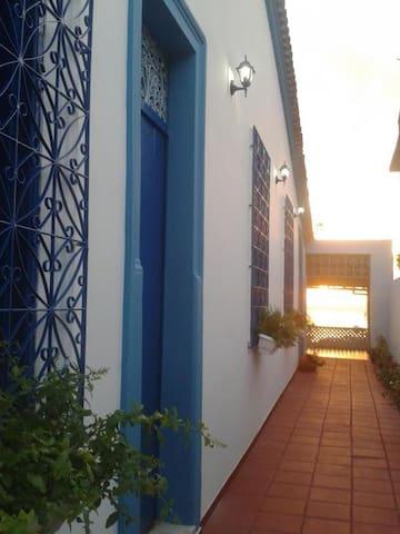 Charmosa Casa Colonial Vila Azul Itaparica - Itaparica - Vila